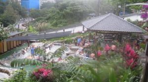 台北ー温泉