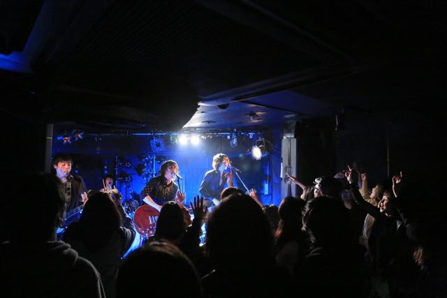 2015.03.29下北沢Daisy Bar Photo by 清水梨加