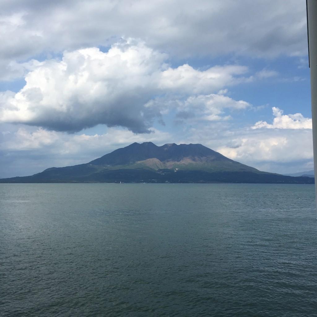 <9月のさくらじま噴火回数98回 爆発的噴火46回を含む>