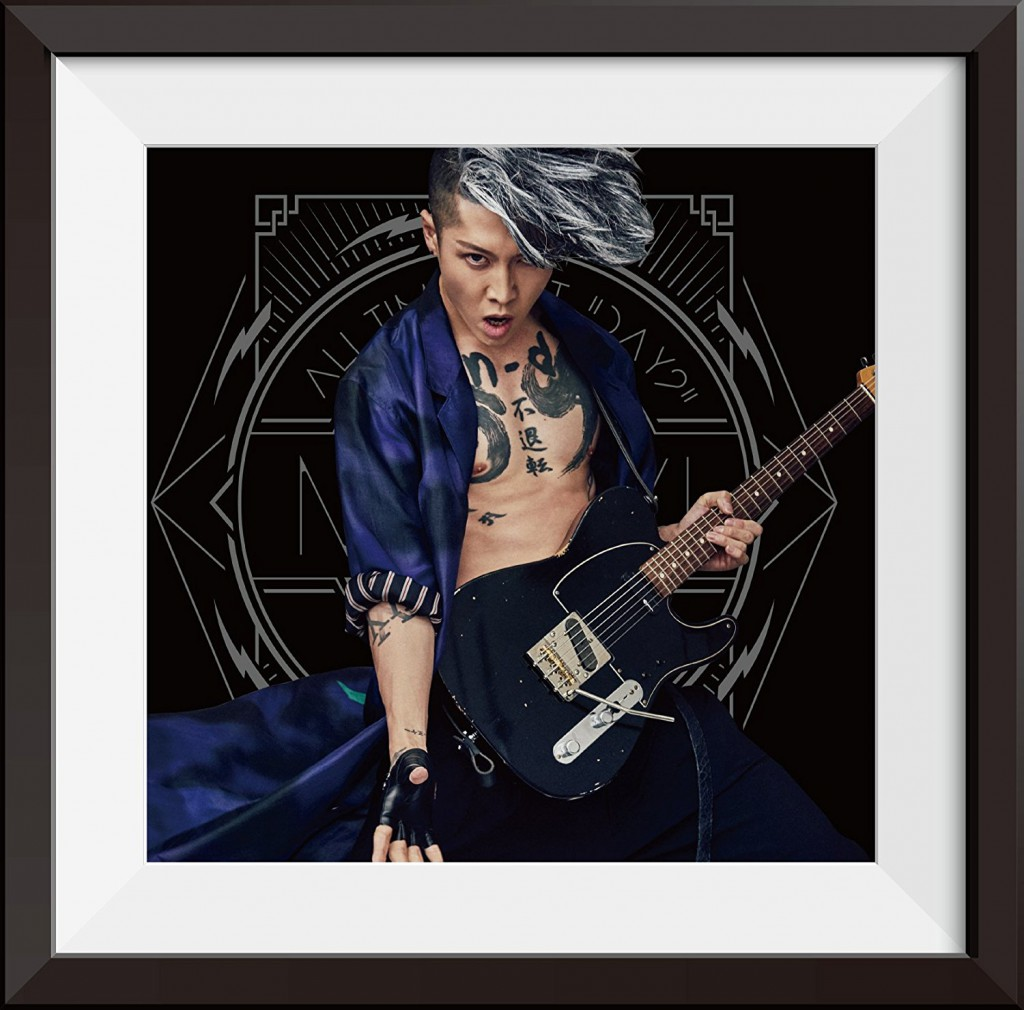 "MIYAVI『ALL TIME BEST ""DAY 2""』(2017年4月5日発売)"