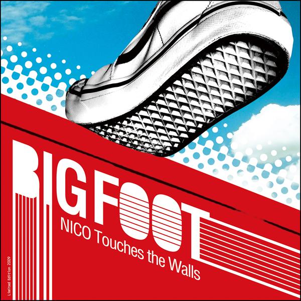 『ビックフット(初回生産限定盤)』(2009年5月)