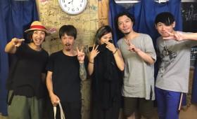連載◆ノマアキコ「続・さくらじまBENBEN日記」第31回「台風5号直撃BENBEN‼︎」