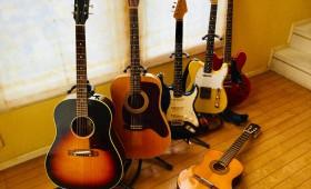 連載◆高橋圭「Ginger Ale Lover's Radio」第2回「Guitar~ダサい僕が手にした最高の相棒~(なんでこんな邦題足したの? っていうB級洋画の和訳タイトルみたいなダサさ)」