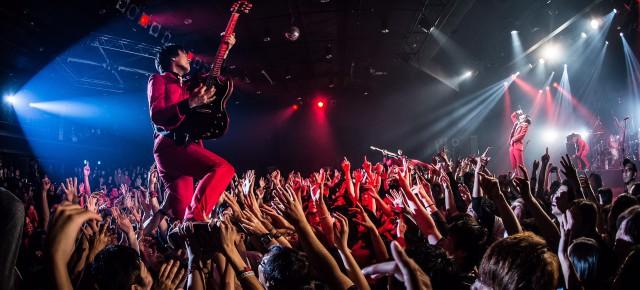 連載◆イシハラマイ「やめられないなら愛してしまえ2018」第6回「ライブレポート:ビ レッジマンズストア『YOURS』リリースツアー@ダイアモンドホール」