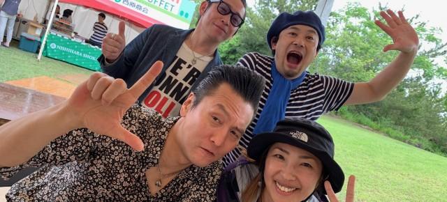 連載◆ノマアキコ「続・さくらじまBENBEN日記」第52回「WALKINN FES! 2019 BENBEN!!」